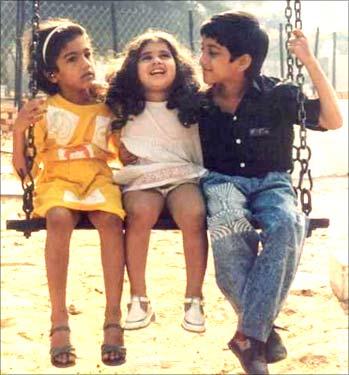 Baby Shamili Childhood Photos Anjali Movie Shamili (Baby S...