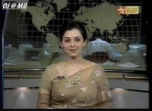 fathima babu   fathima babu the tv news reader and actress