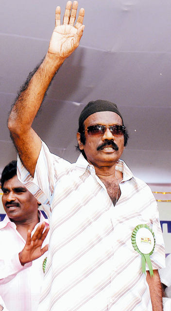 Tamil Actor Goundamani