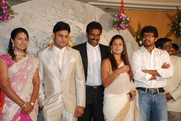 Tamil Actor Wedding Album