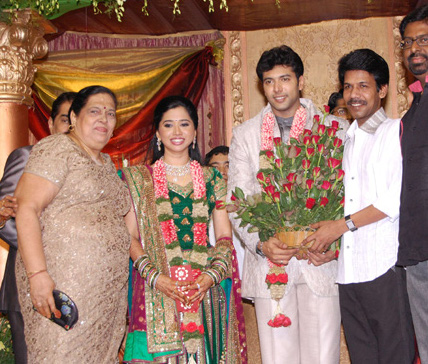 Jayam Ravi Wedding Reception