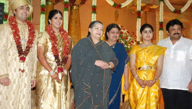 Prabhu Daughter Aishwarya Wedding Jayalalitha And Sasikala Actor