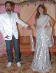 Rambha engagement  with indiran photos