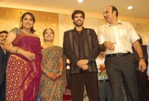 Sibiraj Revathi Wedding Reception