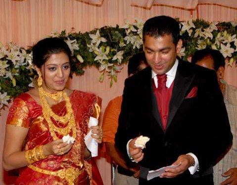 GOPI AND AJI MARRIGE PHOTO