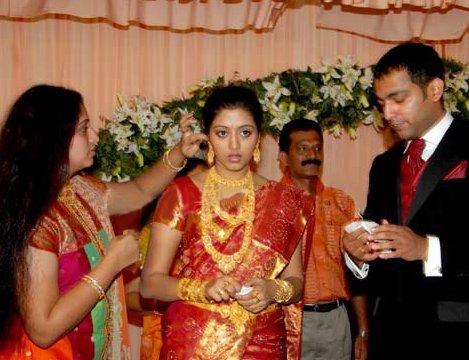 GOPIKA ACTRESS MARRIAGE PHOTOS