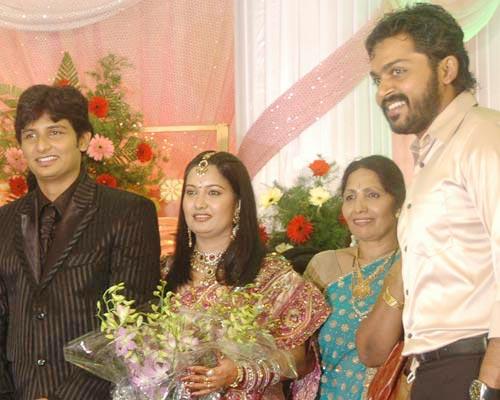 Tamil Actor Jeeva Wedding Photos - Unique Wedding Ideas