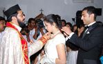 Gopika and Ajilesh Marriage Photo