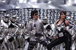Aishwarya Rai and Rajini in Endhiran the robot movie (6)