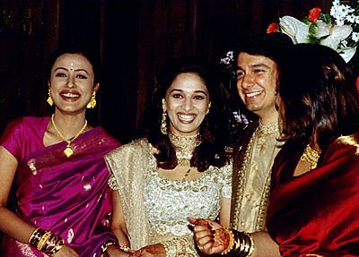 madhuri dixit wedding album - photo #11