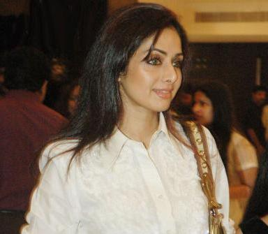 sridevi. Sridevi all set to comeback !