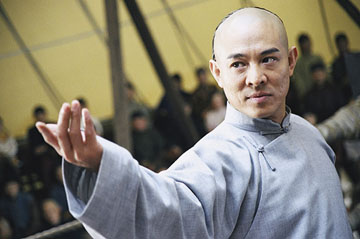 Oscar Academy offers membership to Jet Li,Jet Li,decide Oscar winners,Chinese martial arts expert Jet Li,Academy of Motion Picture Arts and Sciences members