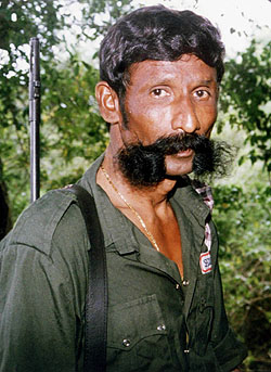 Operation Cocoon, veerappan grave, Operation Cocoon - Death of Veerappan, Veerappan,Veerappan in Ram gopal Varma's film