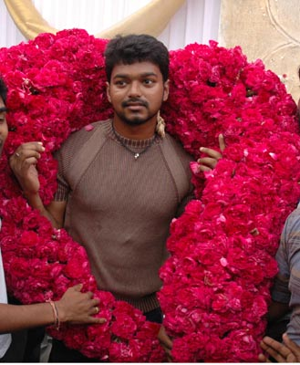 Vijay, who is currently shooting in Karaikudi, will make a trip to Chennai