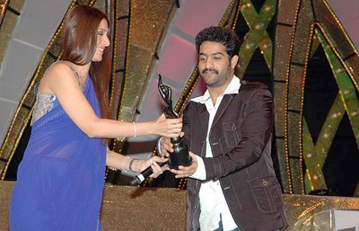 Best Actor award Junior NTR for Yamadonga,Yamadonga,NTR for Yamadonga,Junior NTR,Tabu ,Tabu Junior NTR