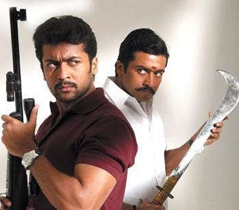 Blockbuster Star Surya, Anushka in SINGAM