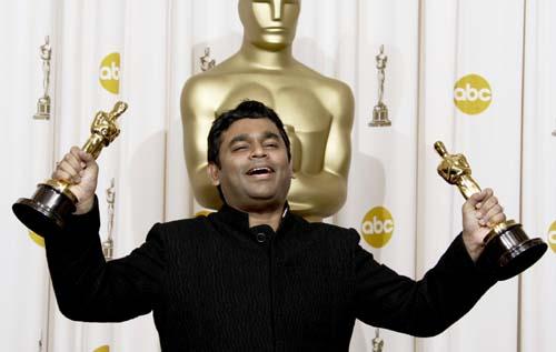 AR Rahman 127 Hours Oscars