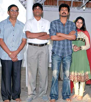 Vijay's 49th film Vettaikaran Launched