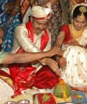 Actress Madhimitha's marriage Photos