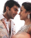 Trisha and Arya Sarvam Photo 8