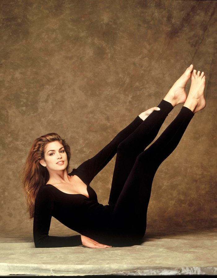 Cindy Crowford yoga 1 British popsters McFly Nude at G.A.Y. Categories: Celebrity