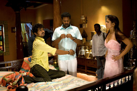 Prabhudeva Nayanthara Villu Shooting Stills2 Related Posts And Prabhu Deva Getting Married