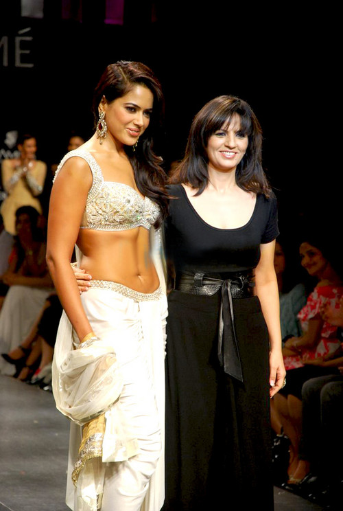 Sameera-Reddy and Neeta Lulla