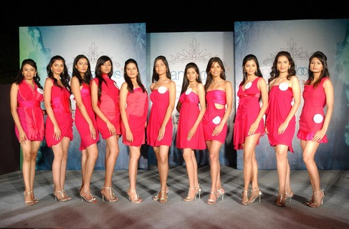 Miss South India Winners Miss India South