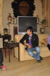 Prince Padmanabh of Jaipur wth Vivek Oberoi with Kumar Taurani photo