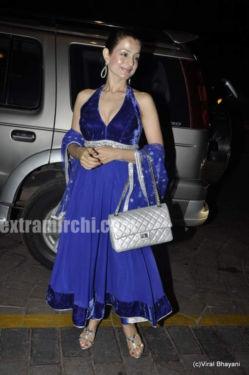 Bollywood-actress-Ameesha-Patel-at-Laila-Khan-Reception-Party-2.jpg