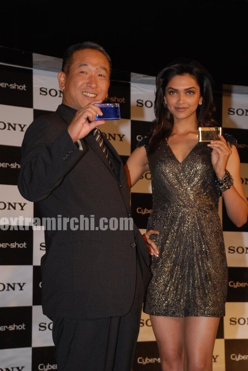 Sony-India-appoints-Deepika-Padukone-as-Brand-Ambassador-for-Cyber ...