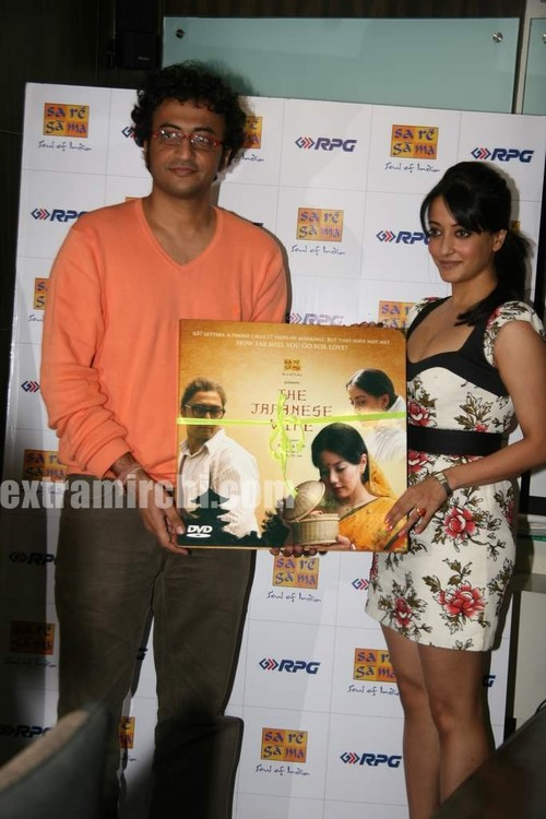 Raima-Sen-at-the-launch-of-The-Japanese-wife-DVD-launch-5.jpg