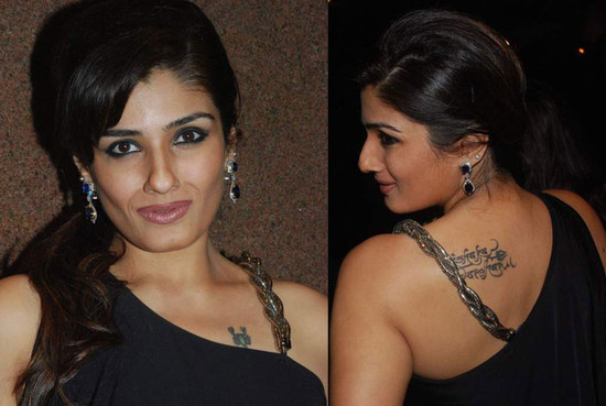Bollywood Celebrity Tattoos Bollywood Celebrity